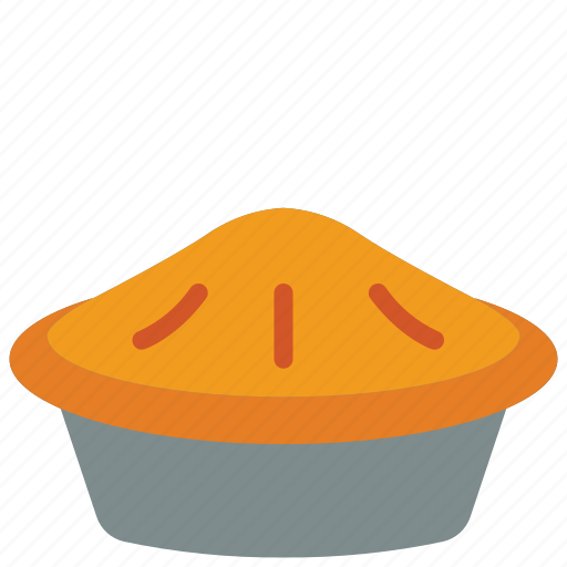 and, bakery, drink, food, meat, pastry, pie icon