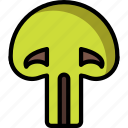 and, drink, food, mushroom, veg, vegetable icon