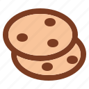 biscuits, dish, drink, food, food and drink, meal, restaurant icon