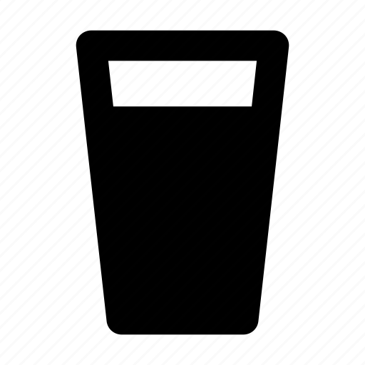 beverage, drink, drinks, glass, mineral, water icon