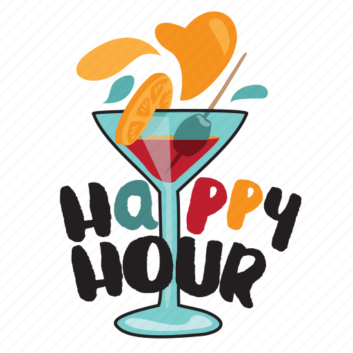 Bar, café, cocktail, drink, happy hour, restaurant ...
