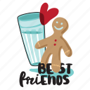 alcohol, café, drink, food, networking, restaurant, sticker icon