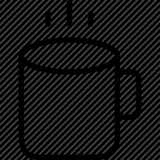 cup, fruit, hot, leafes, mug, natural, tea icon