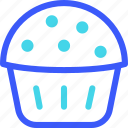 25px, cupcakes, iconspace icon