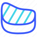 25px, grill, iconspace, meat icon