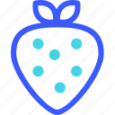 25px, iconspace, strawberry icon