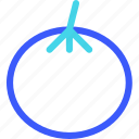 25px, iconspace, tomatoes icon