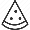 25px, iconspace, of, part, watermelon icon
