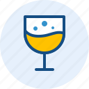 drink, food, wine icon