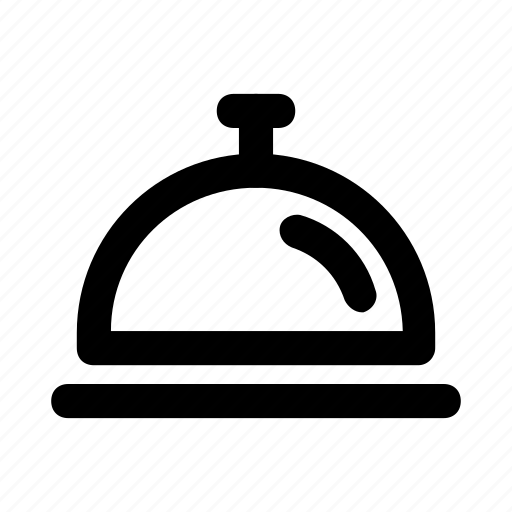cover, dish, food, meal, restaurant icon