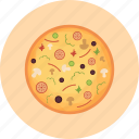 food, italian food, pizza, pizza slice