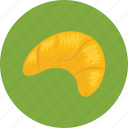 croissant, france, french, holiday, nation icon