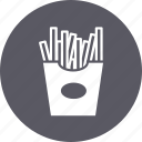 food, french, fries, potato icon