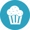 cake, cupcake, food, muffin icon