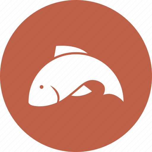 fish, fishing, sea, seafood icon