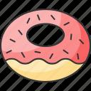 bakery, donut, doughnut