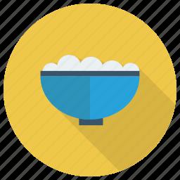 asian, birthday, bowl, cake, food, restaurant, rice icon