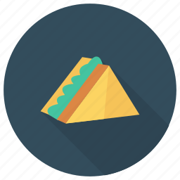 bread, cheese, fast, food, picnic, restaurant, sandwich icon