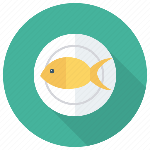 Cooking, fish, food, fried, healthy, meat, seafood icon - Download on Iconfinder