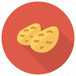 chips, cooking, food, french, fries, potato, vegetables icon