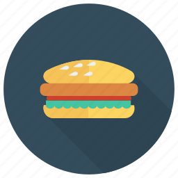 burger, cheeseburger, deliciuous, fastfood, food, frenchfries, hamburger icon