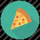 fast, food, italian, pizza, pizzaslice, restaurant, slicer