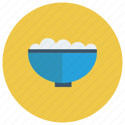 asian, birthday, bowl, cake, food, restaurant, rice icon