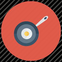 breakfast, egg, food, fried, fryegg, omelette, protein icon