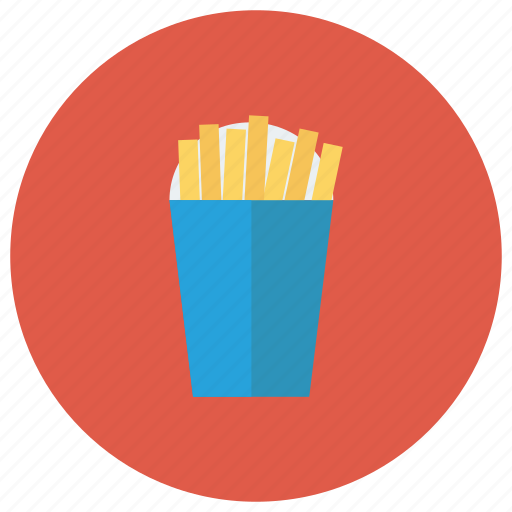 chips, fingerchips, food, french, frenchfries, fries, potato icon