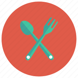 cooking, crossspoon, food, fork, kitchen, spoon, utensil icon