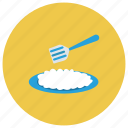 asian, chinese, food, friedrice, recipe, rice, utensil icon
