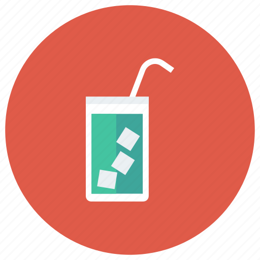 drink, glass, juice, orang, pepsi, summer, water icon