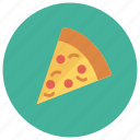 fast, food, italian, pizza, pizzaslice, restaurant, slicer