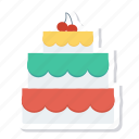 birthday, cake, cherry, christmas, food, pie, valentine