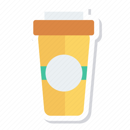 bean, can, coffee, cup, drinks, hot, kettle icon