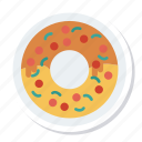 bakery, cake, cook, dessert, donut, food, sweet icon