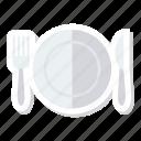 cook, food, fork, kitchen, knife, restaurant, spoon