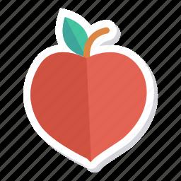 apricot, food, freshfruit, fruit, fruits, healthy, peach icon