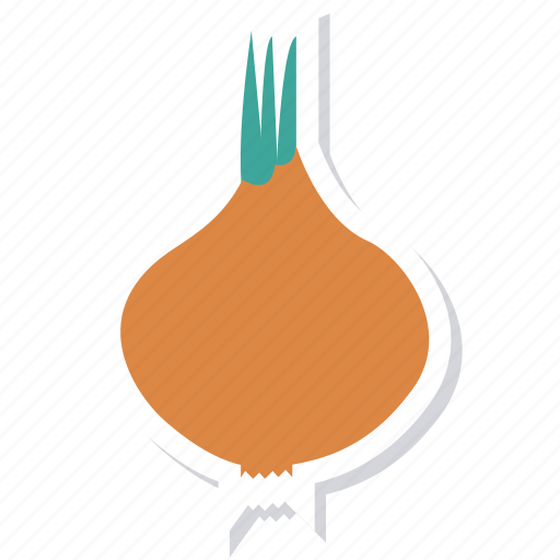 cooking, food, garlic, onion, spice, taste, vegetable icon