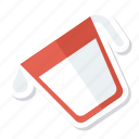 drink, jug, juice, kettle, milk, pot, water icon