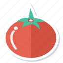 bottle, cooking, fresh, ketchup, tomato, vegetables, vegetarian icon
