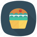 bakery, biscuit, christmas, cookies, dessert, food, sweet icon
