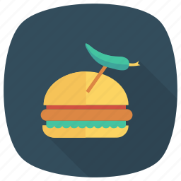 burger, cheeseburger, eat, fastfood, food, hamburger, meal icon
