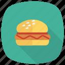 burger, cheeseburger, cooked, fastfood, food, hamburger, meal