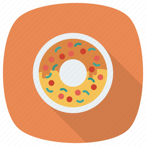 bakery, cake, cook, dessert, donut, food, sweet icon