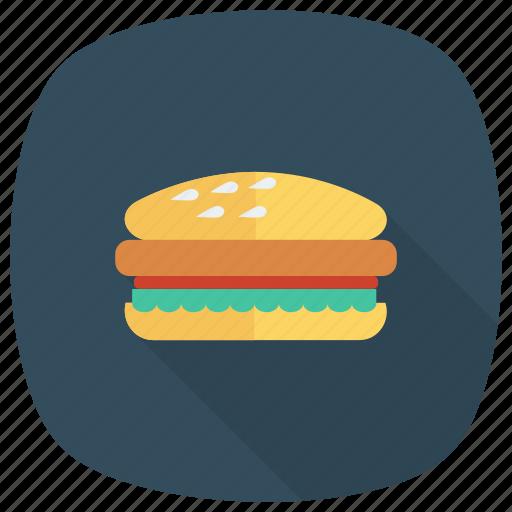 burger, cheeseburger, deliciuous, fastfood, food, frenchfries, hamburger icon