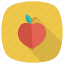 apricot, food, freshfruit, fruit, fruits, healthy, peach icon