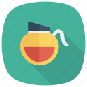 boiler, jar, kitchen, pot, tea, teapot, water icon