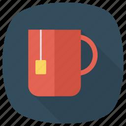 coffee, cup, hot, kettle, milk, tea, teacup icon