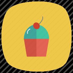 bakery, cake, christmas, cookies, food, holidays, sweet icon